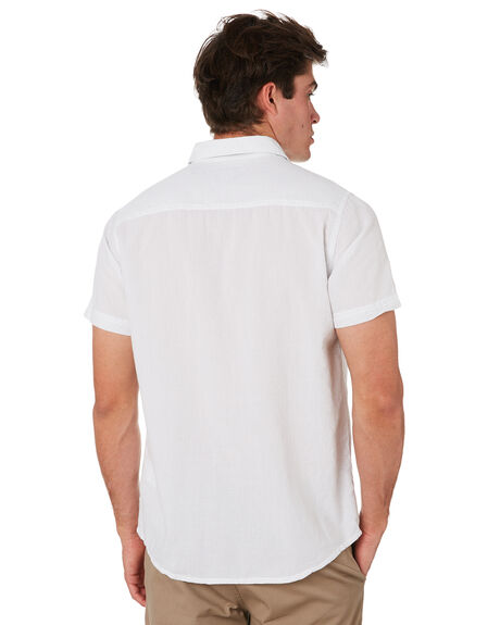 WHITE MENS CLOTHING RIP CURL SHIRTS - CSHML11000