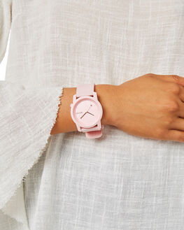 PINK ROSE WOMENS ACCESSORIES RIP CURL WATCHES - A2966G4593