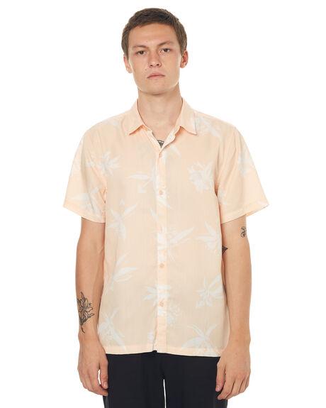 SALMON MENS CLOTHING NO NEWS SHIRTS - N5171169SLMON