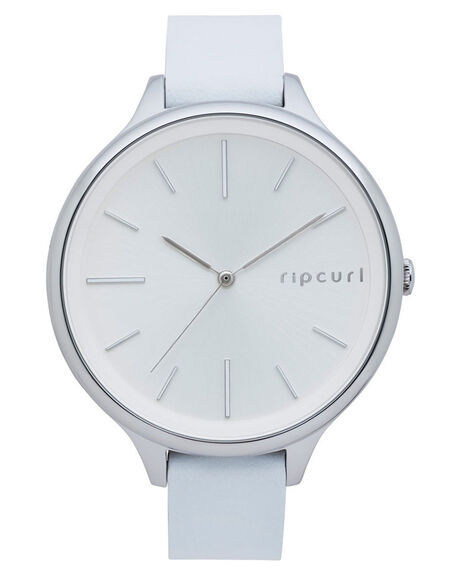 WHITE WOMENS ACCESSORIES RIP CURL WATCHES - A3072G1000