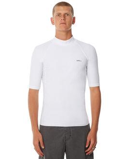 WHITE OUTLET BOARDSPORTS SWELL RASHVESTS - S5184052WHITE