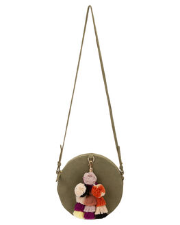 SAGE CHAMOMILE WOMENS ACCESSORIES THE WOLF GANG BAGS + BACKPACKS - TWGSS19A05SGE