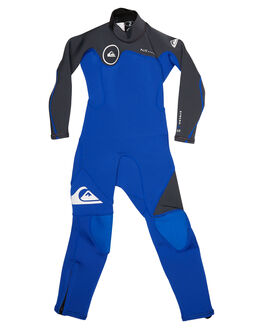 ROYAL GUNMETAL WHITE BOARDSPORTS SURF QUIKSILVER TODDLER BOYS - EQKW103002XPKW