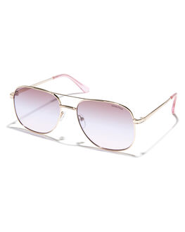 GOLD PINK WOMENS ACCESSORIES MINKPINK SUNGLASSES - MNP1808213GDPNK