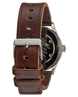 BLUE BROWN MENS ACCESSORIES NIXON WATCHES - A3771524