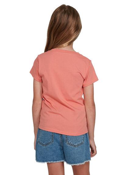 CORAL REEF KIDS GIRLS BILLABONG TOPS - BB-5504001-CRF