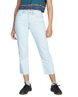ICE WOMENS CLOTHING QUIKSILVER JEANS - EQWDP03003-BFM0