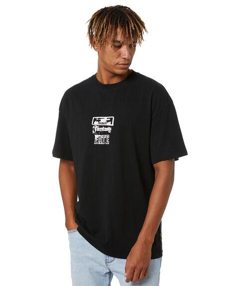 BLACK MENS CLOTHING INSIGHT TEES - 5000006374BLK