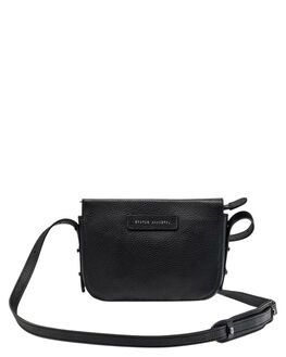 BLACK WOMENS ACCESSORIES STATUS ANXIETY BAGS + BACKPACKS - SA7691BLK
