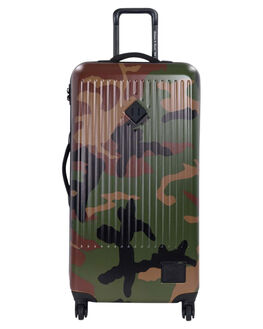 WOODLAND CAMO MENS ACCESSORIES HERSCHEL SUPPLY CO BAGS + BACKPACKS - 10334-01895-OSWOOD