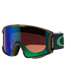 IRON PRIZM JADE SNOW ACCESSORIES OAKLEY GOGGLES - OO7070-28CANT