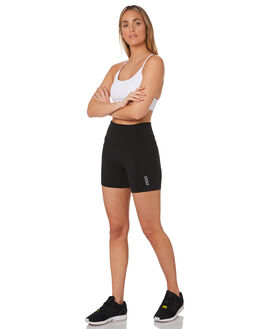 BLACK WOMENS CLOTHING LORNA JANE ACTIVEWEAR - 111983BLK