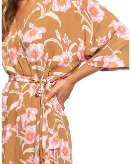 CHIPMUNK SURFIN LOVE WOMENS CLOTHING ROXY DRESSES - ERJWD03363-CMW6