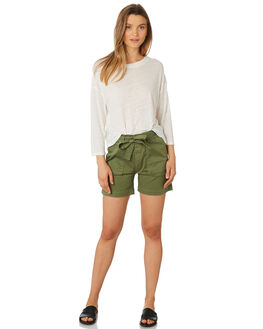 MOSS OUTLET WOMENS RHYTHM SHORTS - APR19W-WS03-MOS