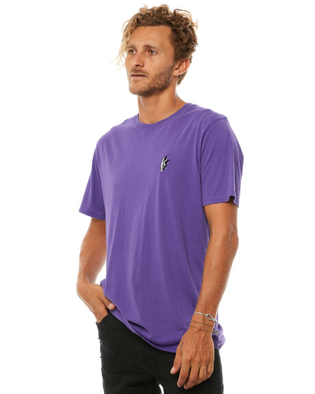 PURPLE MENS CLOTHING INSIGHT TEES - 5000000944PURP