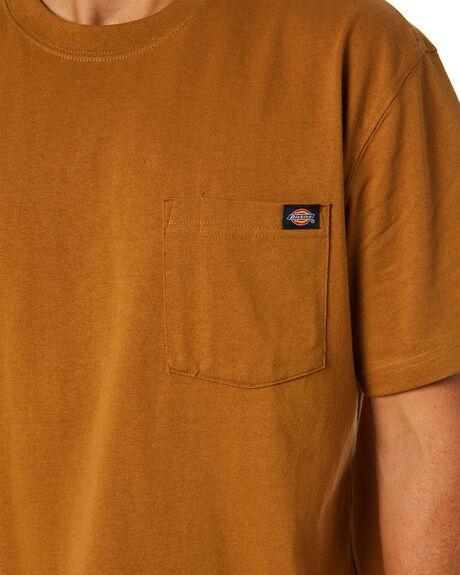 BROWN DUCK MENS CLOTHING DICKIES TEES - WS450BD