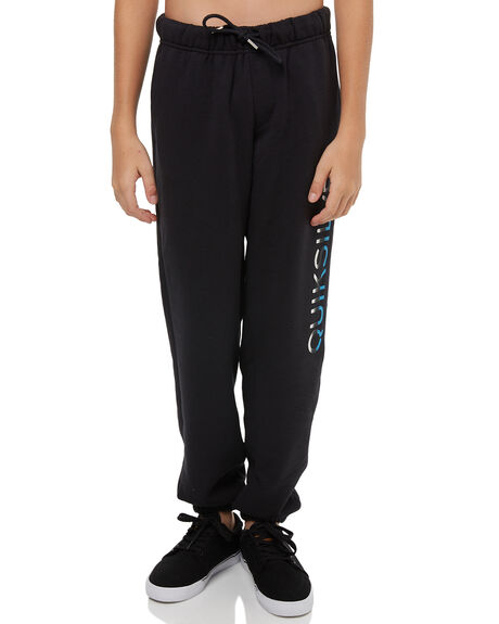 BLACK KIDS BOYS QUIKSILVER PANTS - EQBFB03065KVJ0