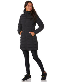 TNF BLACK WOMENS CLOTHING THE NORTH FACE JACKETS - NF0A3Y4BJK3