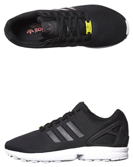 01bb042b7 Adidas Originals Zx Flux Sneaker - Black Black White