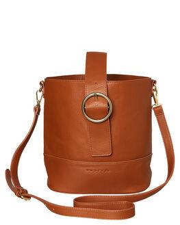 TAN WOMENS ACCESSORIES RUSTY BAGS + BACKPACKS - BFL1021TAN