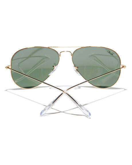ARISTA GREY GREEN MENS ACCESSORIES RAY-BAN SUNGLASSES - 0RB302558L0205