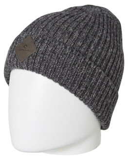 BLACK MENS ACCESSORIES RIP CURL HEADWEAR - CBNDK10090