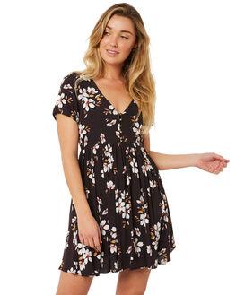 MULTI WOMENS CLOTHING MINKPINK DRESSES - MP1804553MULTI