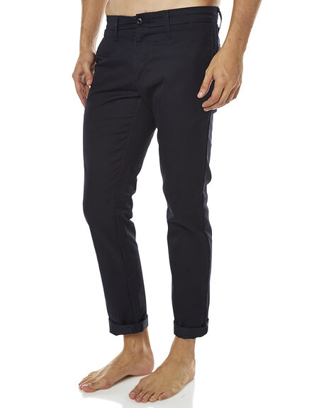 DARK NAVY MENS CLOTHING CARHARTT PANTS - I003367-1C-02DNVY