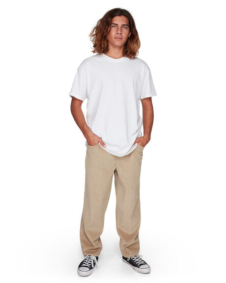 LIGHT KHAKI MENS CLOTHING BILLABONG PANTS - BB-9507308-LKH