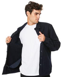 NAVY MENS CLOTHING THRILLS JACKETS - TW20-205ENVY