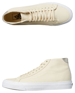CREAM TRUE WHT WOMENS FOOTWEAR VANS SNEAKERS - VN-04A6N6JCRM