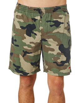 CAMO MENS CLOTHING STUSSY BOARDSHORTS - ST082600CAM