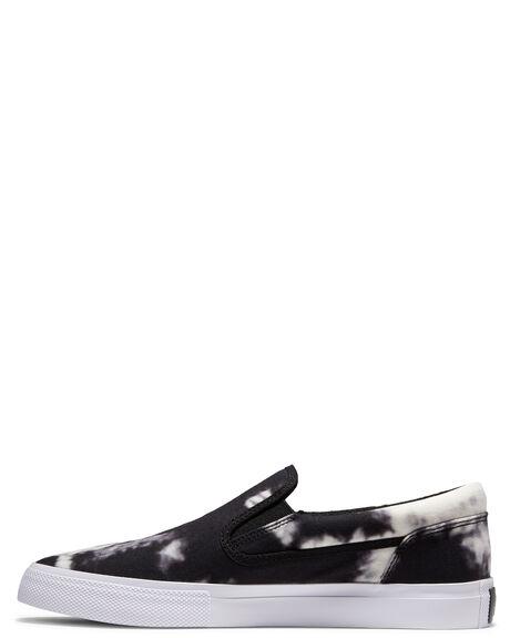 BLACK WASH MENS FOOTWEAR DC SHOES SNEAKERS - ADYS300676-BW8