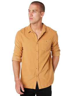 TAN MENS CLOTHING ROLLAS SHIRTS - 10855J657