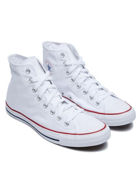 OPTICAL WHITE MENS FOOTWEAR CONVERSE SNEAKERS - 17650WHI