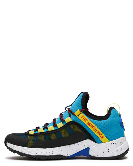 MERIDIAN BLUE OUTLET WOMENS THE NORTH FACE SNEAKERS - NF0A3V1LE2Z