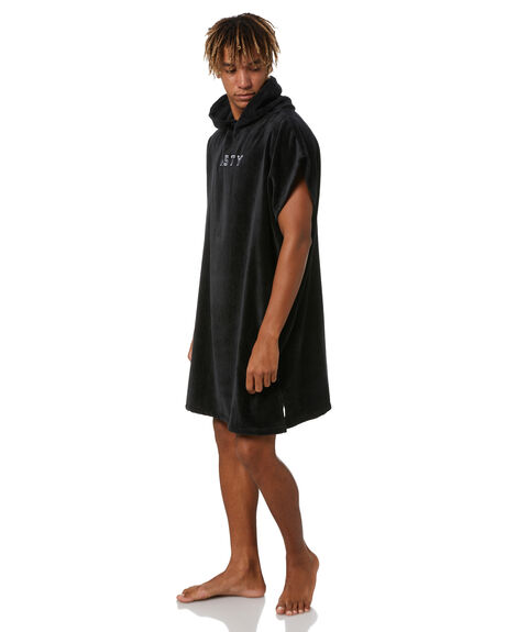 BLACK MENS ACCESSORIES RUSTY TOWELS - TWU0001BLK