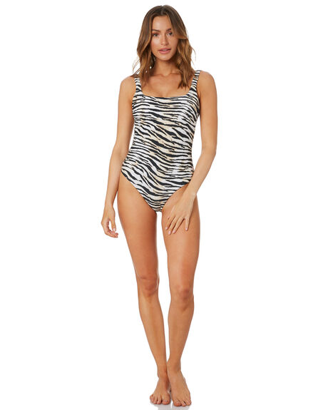 NATURAL WOMENS SWIMWEAR TIGERLILY ONE PIECES - T303564NAT