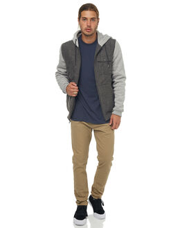 RAVEN MENS CLOTHING QUIKSILVER JUMPERS - EQYJK03393KSQ0