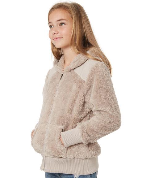 COCONUT SHELL KIDS GIRLS BILLABONG JUMPERS + JACKETS - 5595735CNS