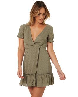 SAGE WOMENS CLOTHING MINKPINK DRESSES - MP1806466SAGE