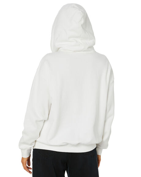 WASHED WHITE WOMENS CLOTHING MISFIT JUMPERS - MT115307WWHT
