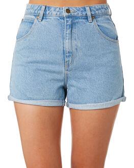 SUNDAY BLUE WOMENS CLOTHING ROLLAS SHORTS - 12790-4262