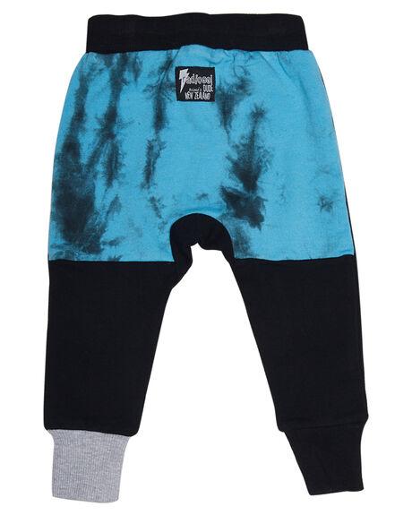 BLACK KIDS TODDLER BOYS RADICOOL DUDE PANTS - RD0903BLK