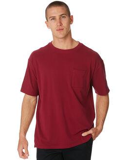 BERRY MENS CLOTHING NO NEWS TEES - N5194002BERRY