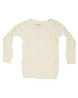 CREAM KIDS BABY CHILDREN OF THE TRIBE CLOTHING - GRJP03430BCRM