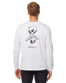 WHITE MENS CLOTHING SWELL TEES - S5174109WHT