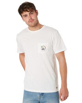 NATURAL MENS CLOTHING ALOHA ZEN TEES - ALZRAINBOWNAT