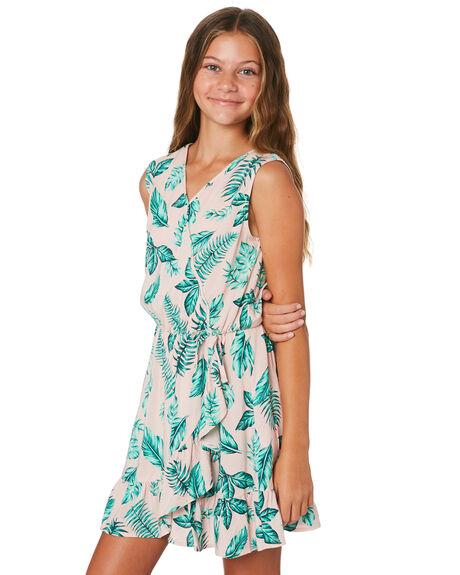 PRINT KIDS GIRLS EVES SISTER DRESSES + PLAYSUITS - 9520038PRNT