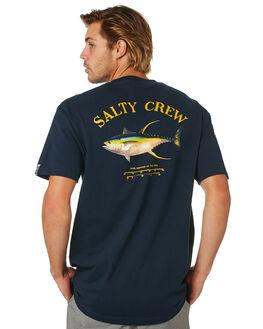 NAVY MENS CLOTHING SALTY CREW TEES - 20035039NVY